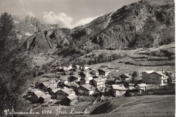 Valtournenche n. 1524 - Fraz. Losanche