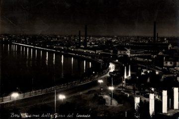 Bari - Visione della Fiera del Levante