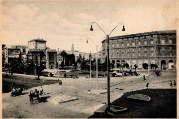 Bologna - Giardino di Porta Galliera