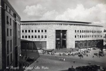 Napoli - Palazzo delle Poste