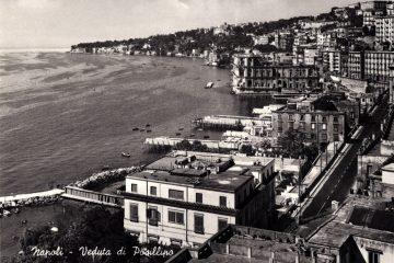Napoli - Veduta di Posillipo