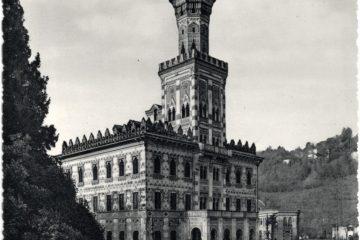 Orta San Giulio - Villa Pia - Villa Crespi