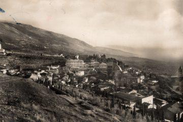 Assisi - Panorama dalla Rocca