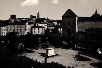 Pistoia - Piazza S. Francesco