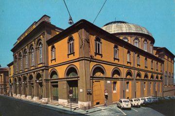 Rieti - Teatro Flavio Vespasiano 1854