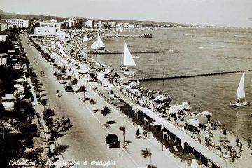 Cattolica - Lungomare e spiaggia
