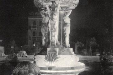 Cattolica - Fontana delle Sirene