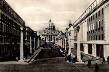 Roma - Via della Conciliazione