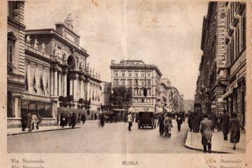 Roma - Via Nazionale