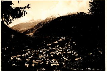 Bormio - m. 1225 da nord