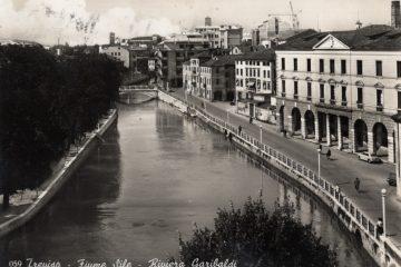 Treviso - Fiume Sile - Riviera Garibaldi