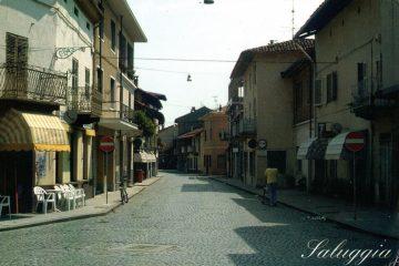 Saluggia - Via Lusani