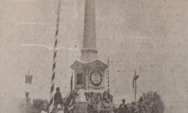 Monumento ai caduti per le patrie battaglie a Grosseto