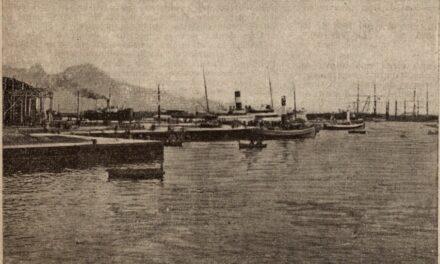 L'ampliamento del porto di Napoli