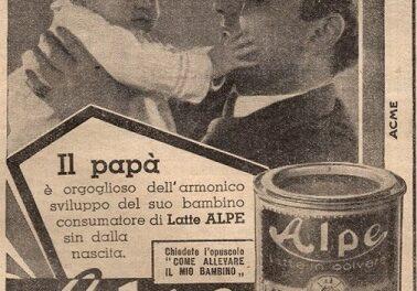 Alpe – latte in polvere per lattanti