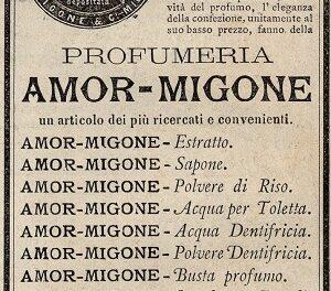 Profumeria Amor – Angelo Migone & C.