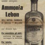 Ammonia Lebon – liquido smacchiatore