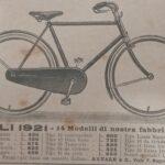 Cicli 1921