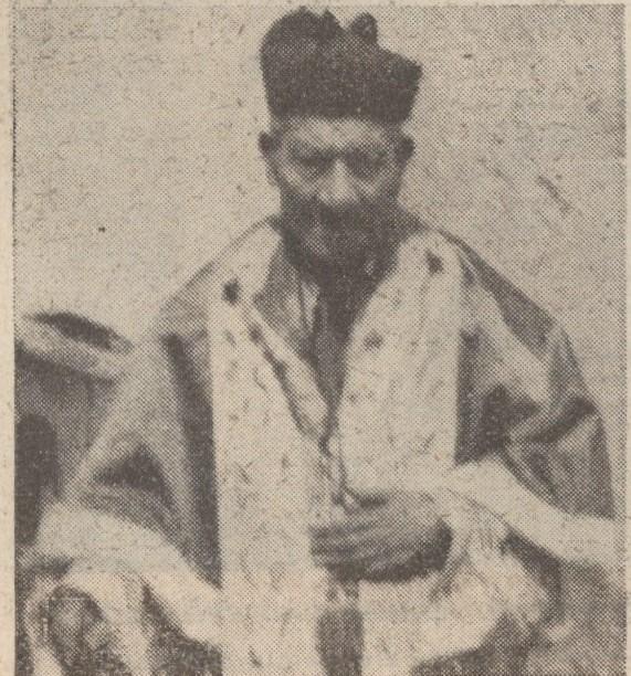 don bartolomeo Maiorana 1939 Cassano Irpino